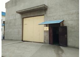 我们的加工中心厂房
